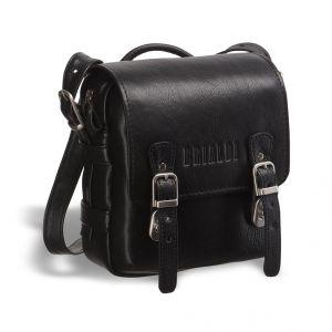 Кожаная сумка через плечо BRIALDI Trieste (Триест) black