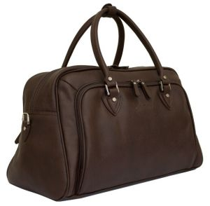 Кожаная дорожная сумка Carlo Gattini Vettore brown